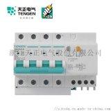 天正电气 空气开关 TGB1NLE-32 4P C 6A-32A  30mA-300mA微型漏电保护断路器