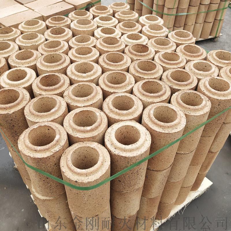 山东淄博流钢粘土耐火砖材料厂家
