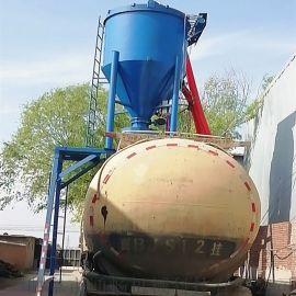 医药干粉气力输送机大型输灰系统化工灰装罐气力输送机