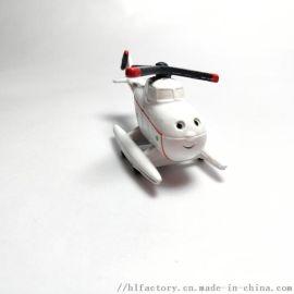 宏利儿童搪胶小飞机玩具礼品厂家定制