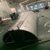 木纹包柱铝单板 圆柱包柱铝单板 铝包柱定制厂家