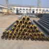 鋼塑聚氨酯直埋保溫管 DN50/60硬質聚氨酯保溫管保定
