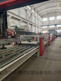 新型专业生产防火玻镁板设备厂家
