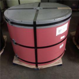 宝钢氟碳纳米黍米红彩钢瓦-耐高温