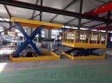 厂房货运起重机单叉式升降机云南升降平台货梯