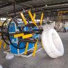 全自動PE管材收管機 可定製單雙盤塑料收卷機