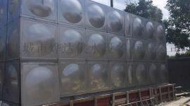 焊接式不锈钢水箱,保温水箱