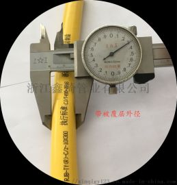 工厂直销 304不锈钢燃气管灶具管煤气管金黄波纹管