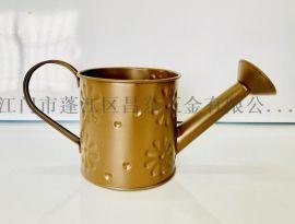 园林洒水壶, 镀锌铁洒水壶, 铁洒壶