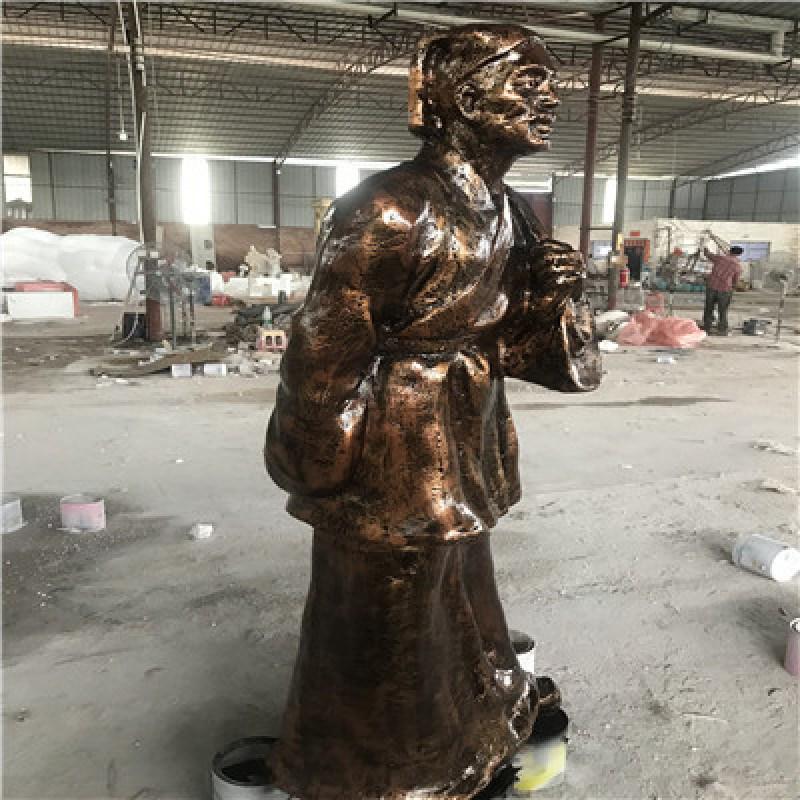 佛山玻璃鋼人像雕塑 玻璃鋼雕塑 佛山人像雕塑廠家