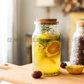 密封罐果 瓶泡 瓶杂粮瓶分装罐咖啡豆瓶花茶瓶
