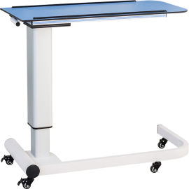 SKH242 U型移動餐桌 可過牀餐桌