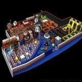 兒童遊樂設備 室內淘氣堡 淘氣堡設備 室內兒童樂園