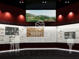 多媒體文旅主題展館,數位化展示技術