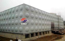 304不锈钢水箱正常用于消防工程建筑工程
