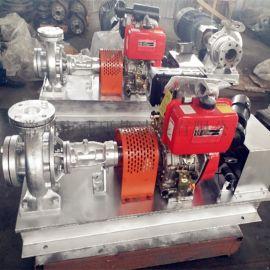 柴油机导热油泵 柴油机驱动热油泵, 常州柴油机泵,