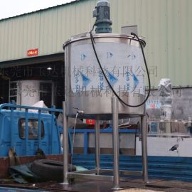 304不锈钢搅拌罐 液体搅拌机 洗洁精搅拌罐