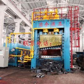 Y83-1000吨龙门式废钢液压剪板机