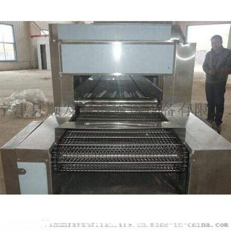 多層網帶式食品乾燥機