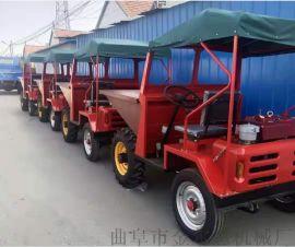 工程用载重型翻斗车/诸暨新型的品质一吨翻