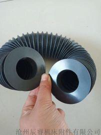 伸缩耐用油缸防尘罩 沧州嵘实耐用油缸防尘罩