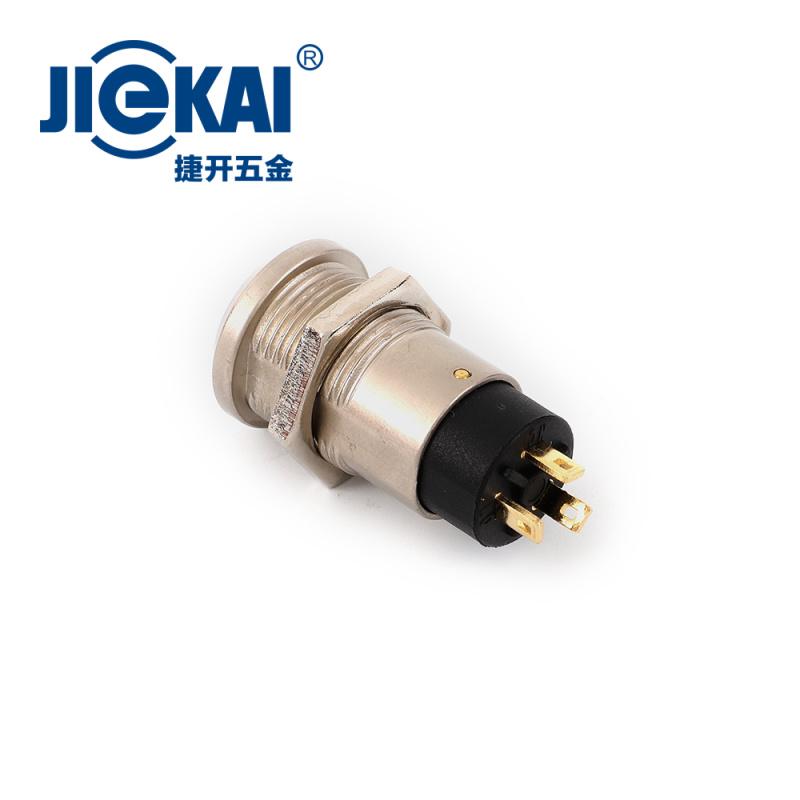 JK105 開孔16mm 鐳射設備鎖 光纖設備鎖