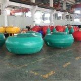 水面浮标浮漂抢测涨落的洪水流量或高流速