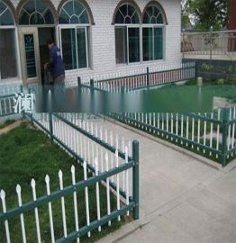 厂家定制新型围墙护栏小区防护栅栏 工艺护栏锌钢围栏