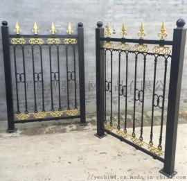 小区球磨铸铁护栏 办公楼铁艺围栏