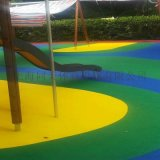 室外塑胶地面,幼儿园安全垫