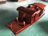 江西南昌博物館室內手工南湖紅船模型擺件
