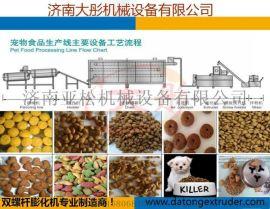 供应宠物生产线机械设备厂家