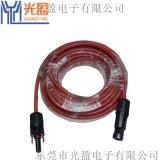 单芯2.5平方光伏电缆延长线