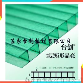 PC中空阳光板 PVC阳光板 PP阳光板