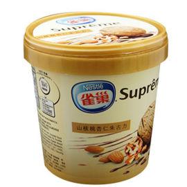 500毫升冰淇淋桶 模内贴食品级包装塑料桶
