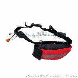 水域救援大容量30米带PFD腰包式抛绳包