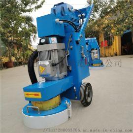手推式研磨机 吸尘式研磨机 地面找平研磨机