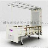消毒隔離牀,ICU搶救牀化療牀,層流牀罩