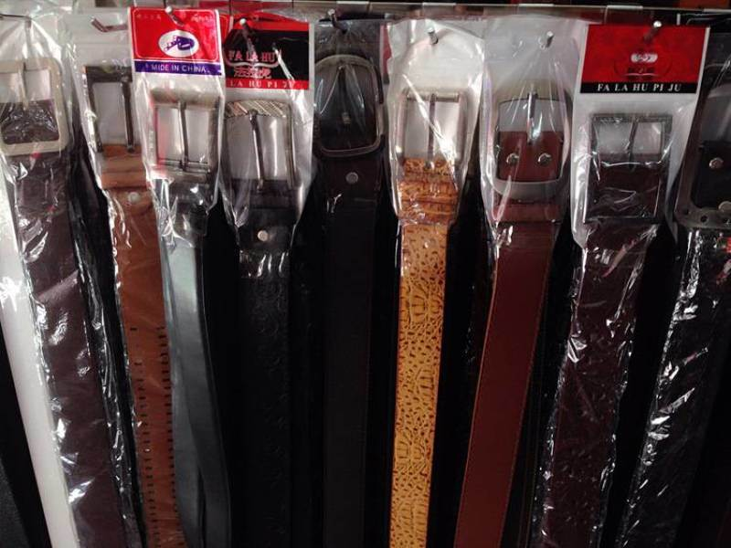 TPS高分子环保腰带皮带10元一条模式送广告江湖地摊赶集多少钱