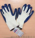 防割手套掛塗浸膠耐磨防滑丁腈手套