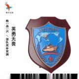 中国海军部队协会奖牌 赠送退伍老兵纪念品