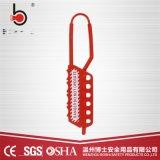 绝缘搭扣锁pp锁体6孔尼龙锁钩BD-K43