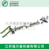 pp/pe薄膜/编织袋/电瓶壳回收线