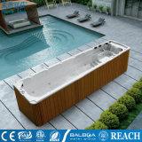 深圳郵輪泳池安裝-無邊際泳池非土建-移動一體式泳池