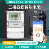 杭州华立DTZ545远程智能抄表电能表0.5S级