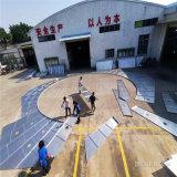 港口造型金属铝单板 漳州外墙造型铝单板厂家