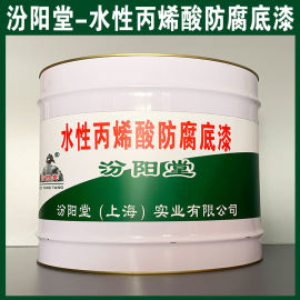 水性丙烯酸防腐底漆、防水,防漏,性能好