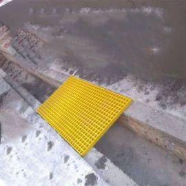 鸡舍车间专用树脂格栅 玻璃钢盖板稳定性好