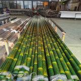 金镶玉竹纹铝管构造特点 弧形拉弯竹管功能优点