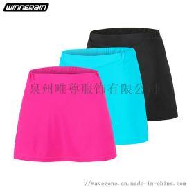 2020新款骑行裤裙透气短裤裙紧身弹力硅胶垫骑行服